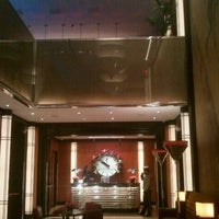 Photo taken at The Chatwal, a Luxury Collection Hotel by Harold on 12/12/2011