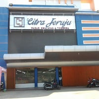 Photo taken at Citra Jeruju Swalayan by H Idris U. on 5/17/2012