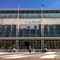 Photo taken at Long Beach Convention & Entertainment Center by Rodney B. on 1/20/2011