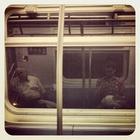 Photo taken at MTA Subway - 96th St (1/2/3) by Brian D. on 8/30/2012