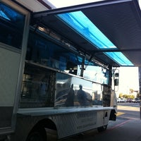 Photo taken at San Buena Taco Truck by Matthew M. on 4/1/2011
