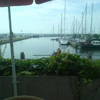 Photo taken at Stationscafe Enkhuizen by Diana H. on 6/28/2012