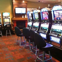Photo taken at Lucky Eagle Casino / Eagles Landing Hotel by Chris R. on 4/1/2011