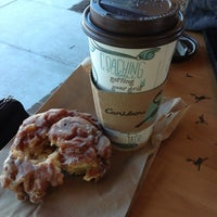 Photo taken at Caribou Coffee by Russell L. on 4/22/2012