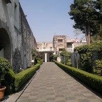 Foto tomada en Ex Convento de Churubusco por Alejandro M. el 12/27/2011