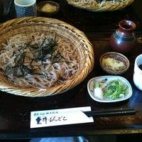 Photo taken at 豊科ばんどこ by Morita M. on 10/20/2011