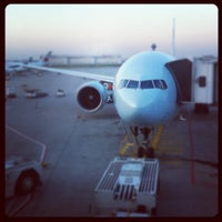 Photo taken at Gate D24 by Audunn J. on 11/12/2011