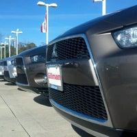 Photo Taken At Gillman Mitsubishi Houston By Tom P. On 12/2/2011 ...
