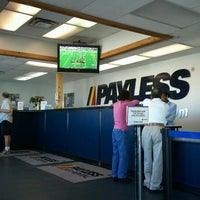 Photo taken at Payless Car Rental by Ted H. on 9/11/2011