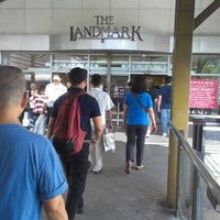 Photo taken at The Landmark by harmon d. on 6/6/2012