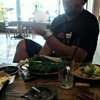 Photo taken at Pondok Cabe by Yunan B. on 6/25/2012