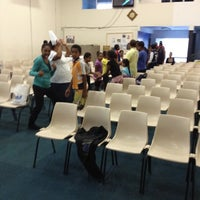 Photo taken at Mount Zion Church - Lansvale by Senirewa B. on 3/20/2012