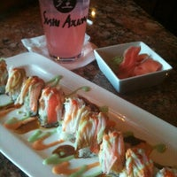 Photo taken at Sushi Axiom by Chunky Monkey on 11/30/2011
