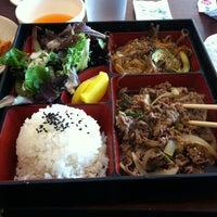 Photo taken at Dolsot House | K-Town BBQ Korean Restaurant by daria t. on 3/22/2011