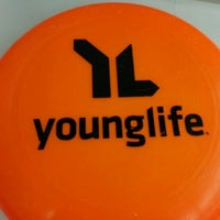 Photo taken at YoungLife Office by Rachael E. on 3/5/2012