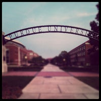 Photo taken at Purdue University by Grant B. on 8/15/2012