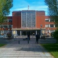Photo taken at Facultad de Derecho (UCM) by D75 on 4/21/2012