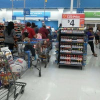 Photo taken at Walmart Supercenter by Precious H. on 2/4/2012