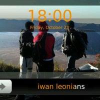 Photo taken at Taman kenari nusantara by iwan l. on 12/10/2011