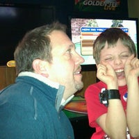 Photo taken at Buffalo Wild Wings by Tina B. on 1/15/2012
