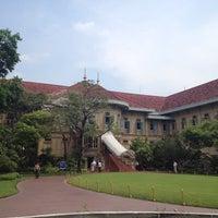 Photo taken at Vimanmek Mansion by KaRTiB P. on 3/18/2012