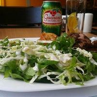 Photo taken at Bambaras Bar e Restaurante by Paulo R. on 3/27/2012