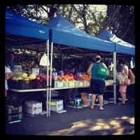 Photo taken at Davies Park Market by Rizz A. on 4/20/2012