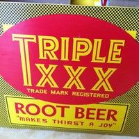 Photo taken at Triple XXX Family Restaurant by Erik B. on 3/5/2012
