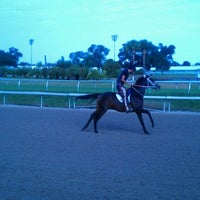 Photo taken at Fair Grounds Race Course & Slots by Benard J. on 11/7/2011