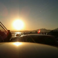 Photo taken at Ferry Boat Caiobá - Guaratuba by Mariana S. on 7/13/2012