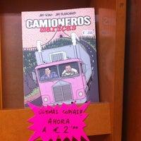 Foto tomada en Madrid Comics por Ricardo M. el 1/6/2012