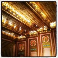 Снимок сделан в Civic Opera House пользователем Kim 1/25/2012