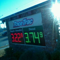 Photo taken at RaceTrac by Michelle &. on 1/27/2012