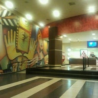 Photo taken at Cinemark by Marcelo F. on 9/3/2011