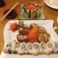 Photo taken at Seafront Sushi by Chris on 8/4/2012