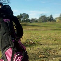 Photo taken at Cascades Golf Course by Lesley S. on 11/5/2011