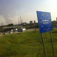 Photo taken at Bulgarian Border Control by Eugene S. on 7/27/2011