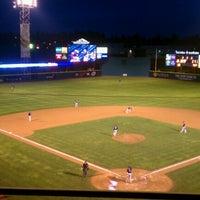 Photo taken at Cheney Stadium by Phillip C. on 6/23/2012