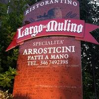 Foto scattata a Largo del Mulino da Giuseppe L. il 8/20/2012