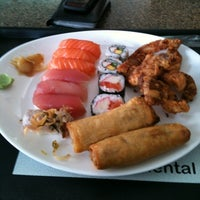 Photo taken at Banzai - Culinária Oriental by Lucas L. on 8/10/2012