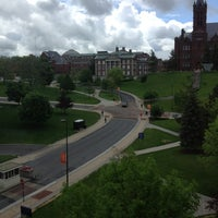 Photo taken at Crouse-Hinds Hall by Larry W. on 5/15/2012