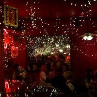 Photo taken at Mercury Cafe by Teri V. on 6/3/2012