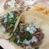 Photo taken at Taqueria Guerrero by Sylvia R. on 6/19/2012