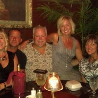 Photo taken at Stables Steakhouse by Tamara F. on 7/19/2012