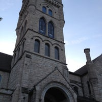 Photo taken at Second Congregational Church of Christ by Raul on 6/19/2012