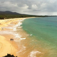 Photo taken at Makena State Park by Jesse  W. on 1/24/2012