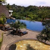 Photo taken at SanGria Resort & Spa by Mira B. on 6/6/2011