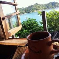 Photo taken at Panviman Resort Koh Phangan by Igor S. on 9/11/2012