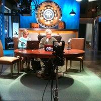 Photo taken at TWiT Brick House Studios by Carol L. on 8/7/2011