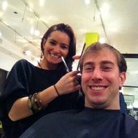 Photo taken at Avanti Salon by Adam M. on 2/11/2011